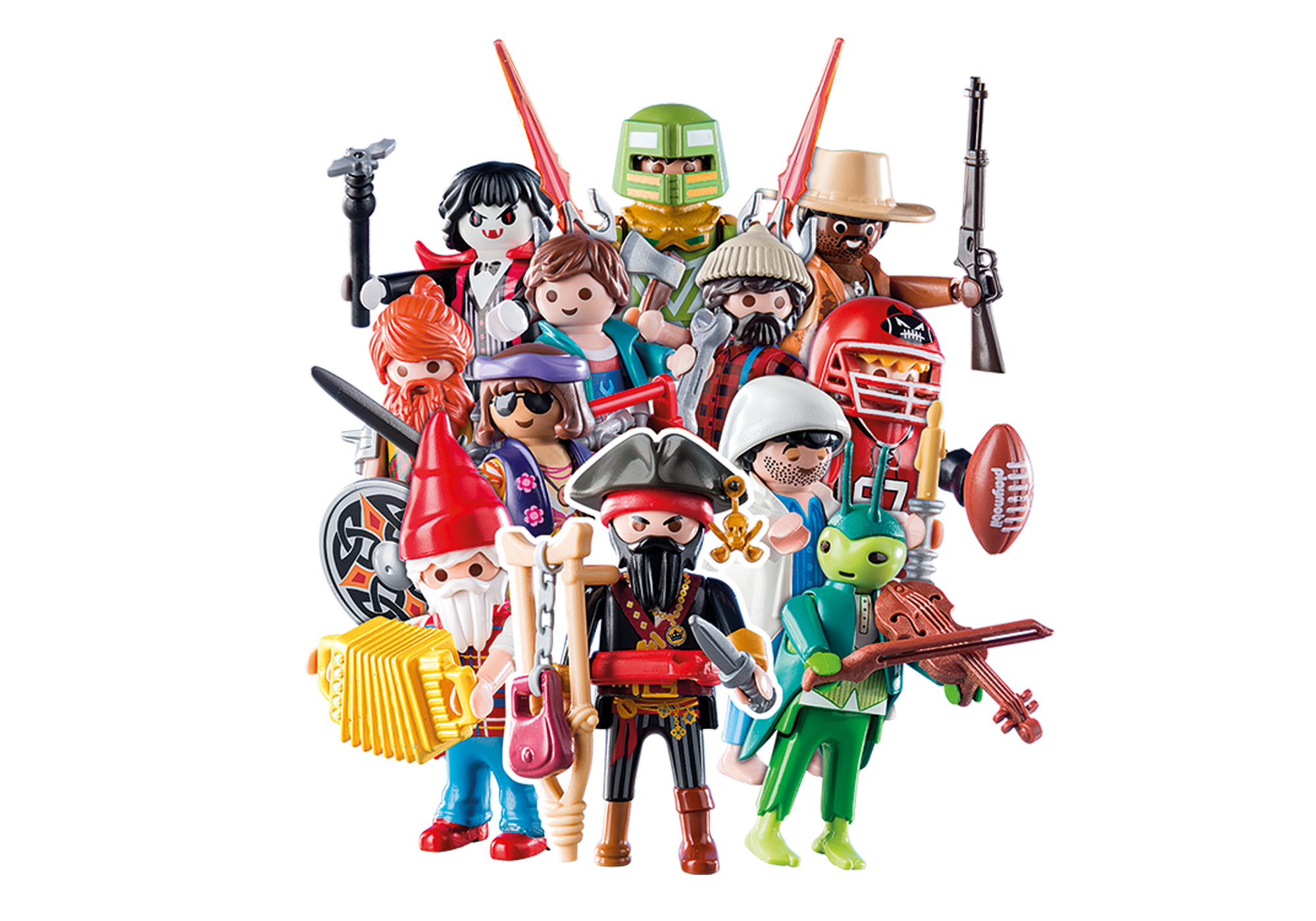 70025_product_detail/PLAYMOBIL-Figures Boys (Serie 15)