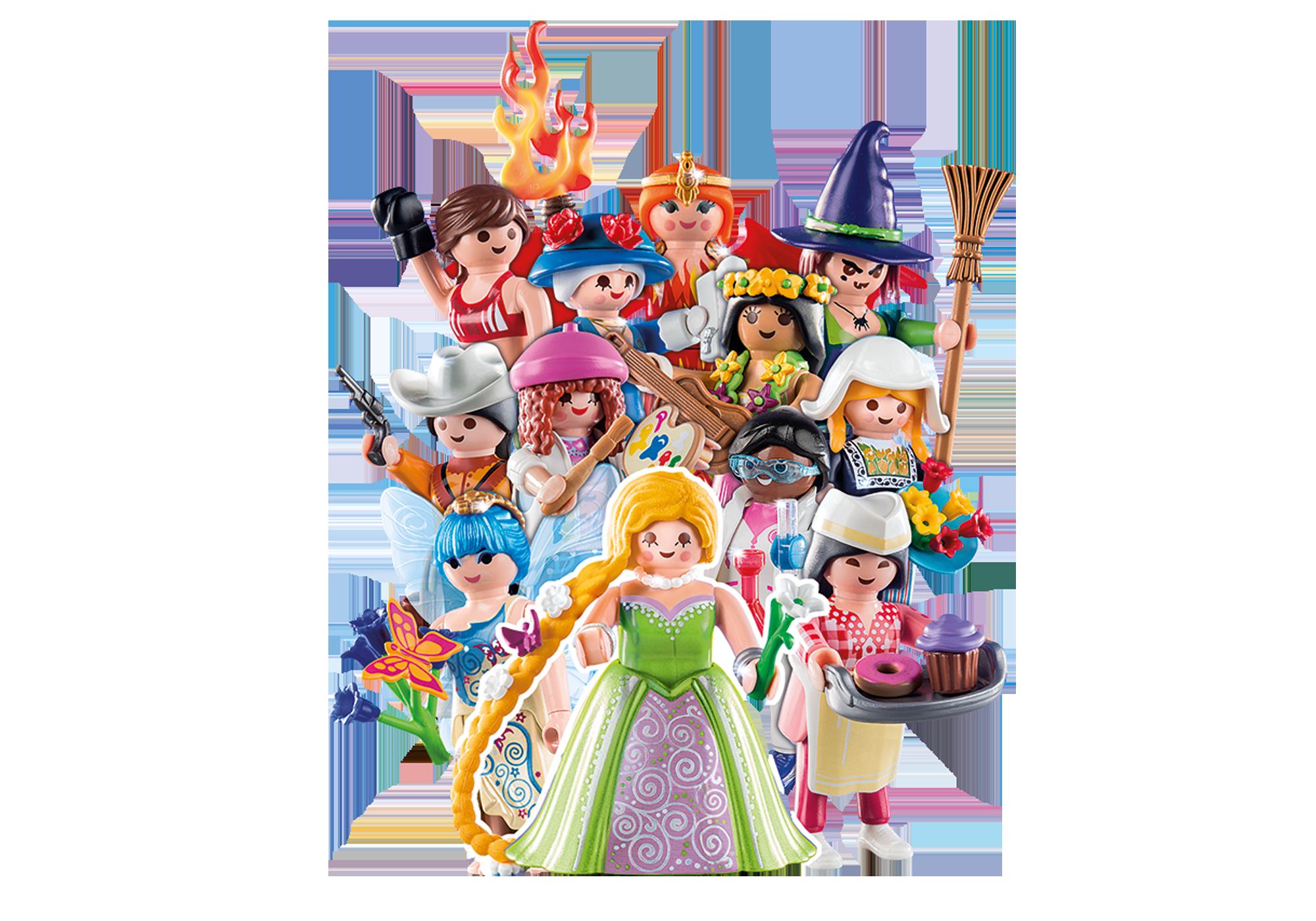70026_product_detail/PLAYMOBIL Figures Σειρά 15 - Κορίτσι