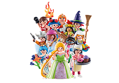 70026 PLAYMOBIL-Figures Girls (Serie 15)