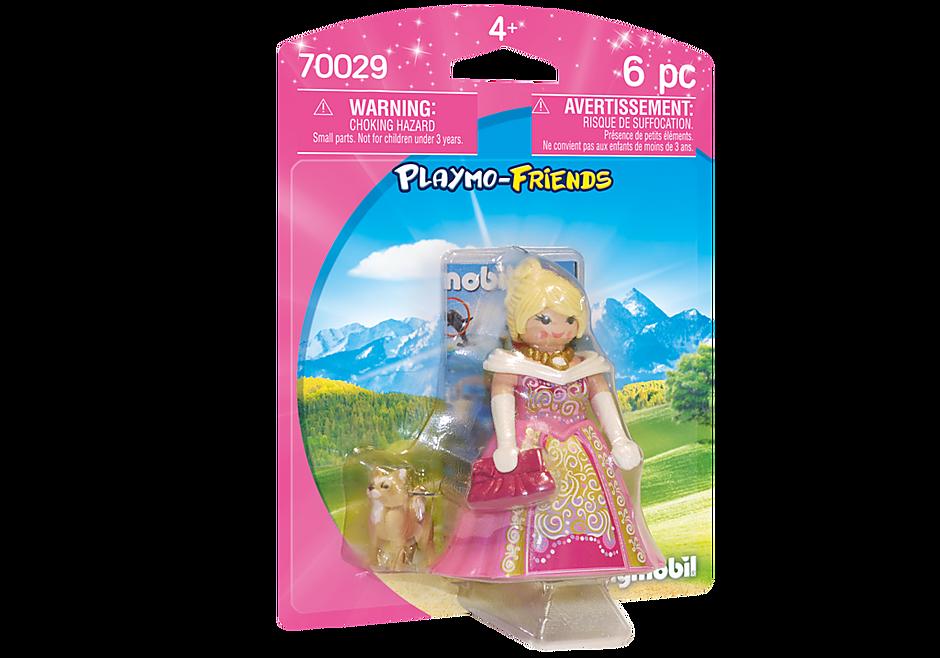 70029 Prinses met hond detail image 2