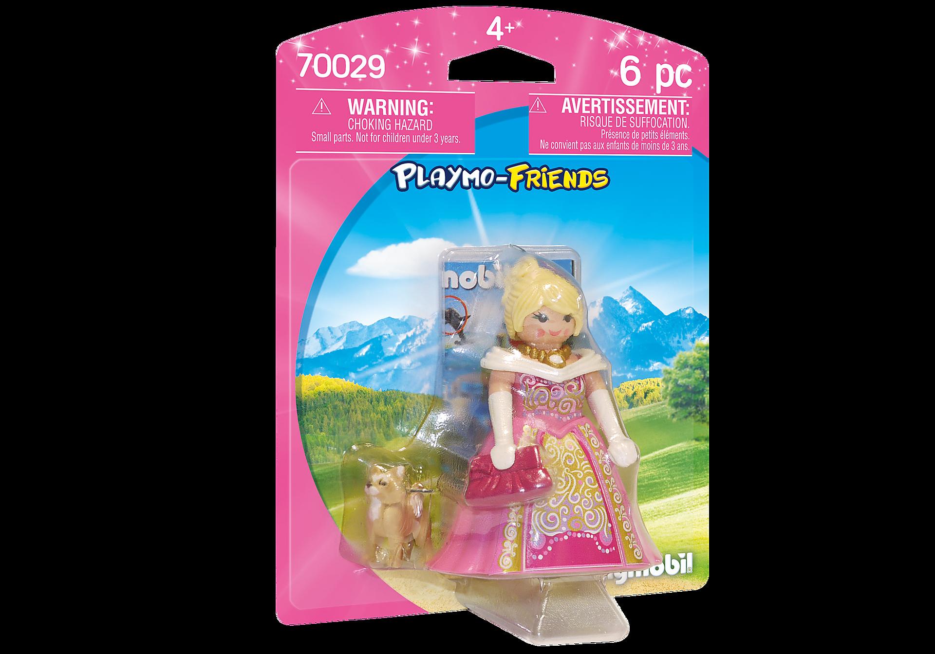 70029 Prinses met hond zoom image2
