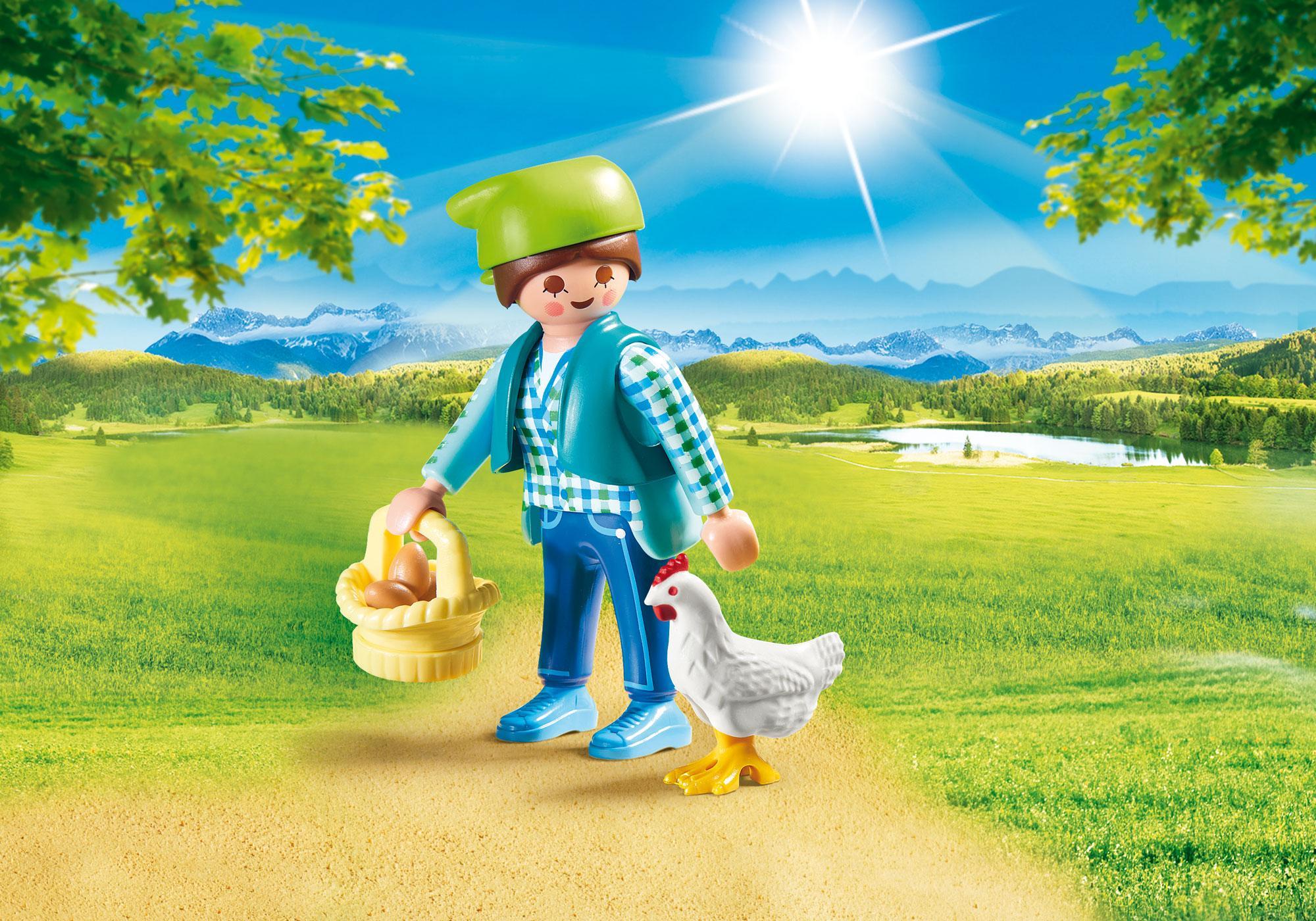 http://media.playmobil.com/i/playmobil/70030_product_detail/Fermière avec poule