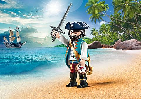 70032 Pirate avec boussole