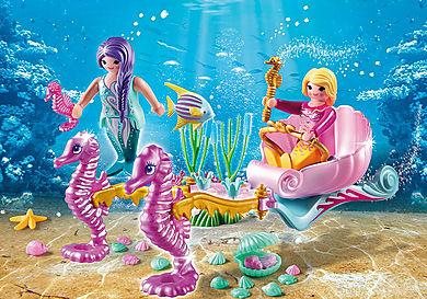 70033 StarterPack Seepferdchenkutsche