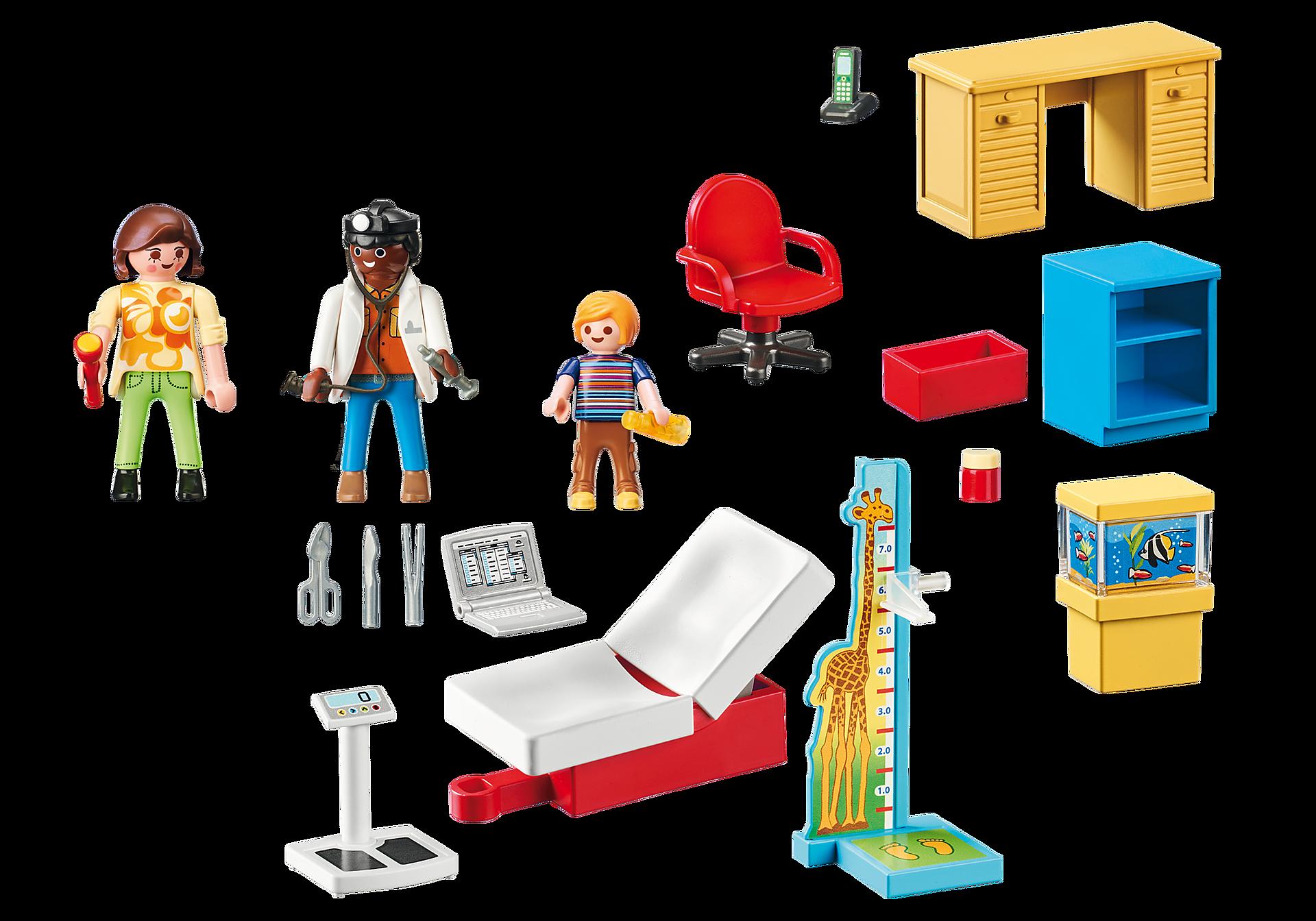 http://media.playmobil.com/i/playmobil/70034_product_box_back/StarterPack Beim Kinderarzt