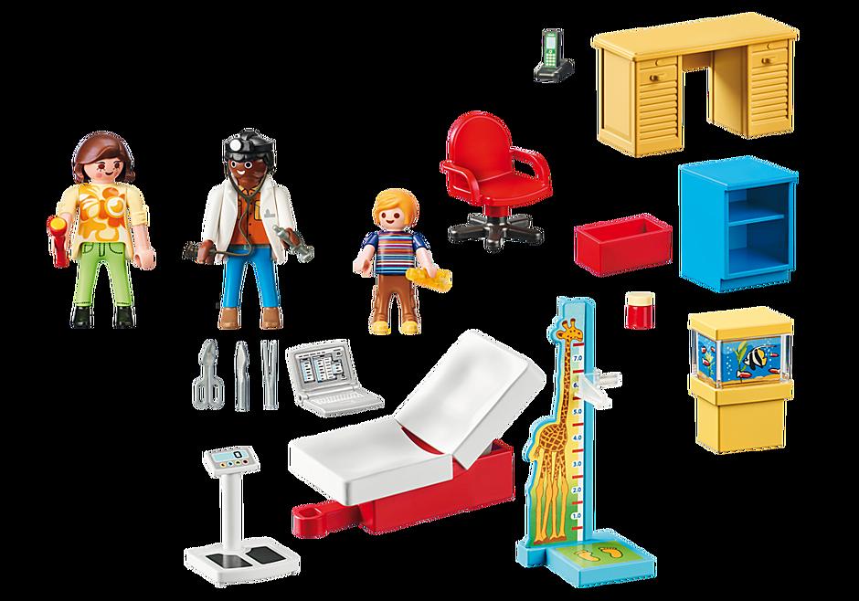 http://media.playmobil.com/i/playmobil/70034_product_box_back/Startpaket Hos barnläkaren