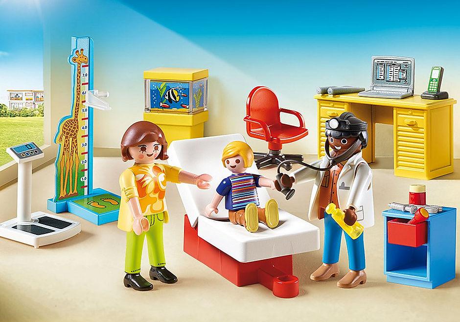 http://media.playmobil.com/i/playmobil/70034_product_detail/StarterPack Beim Kinderarzt