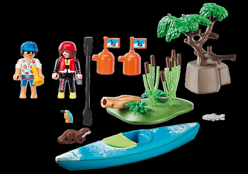 70035 StarterPack Sportifs et kayak detail image 3