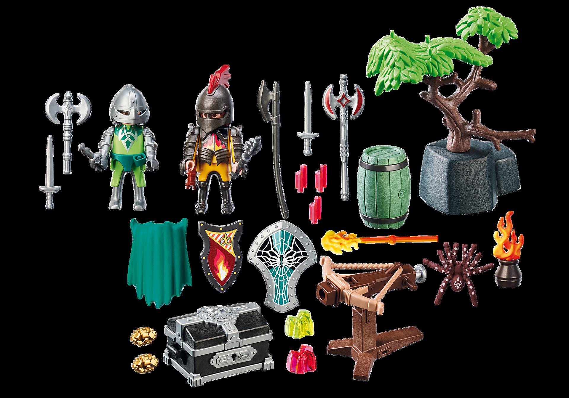70036 StarterPack Knight's Treasure Battle zoom image3