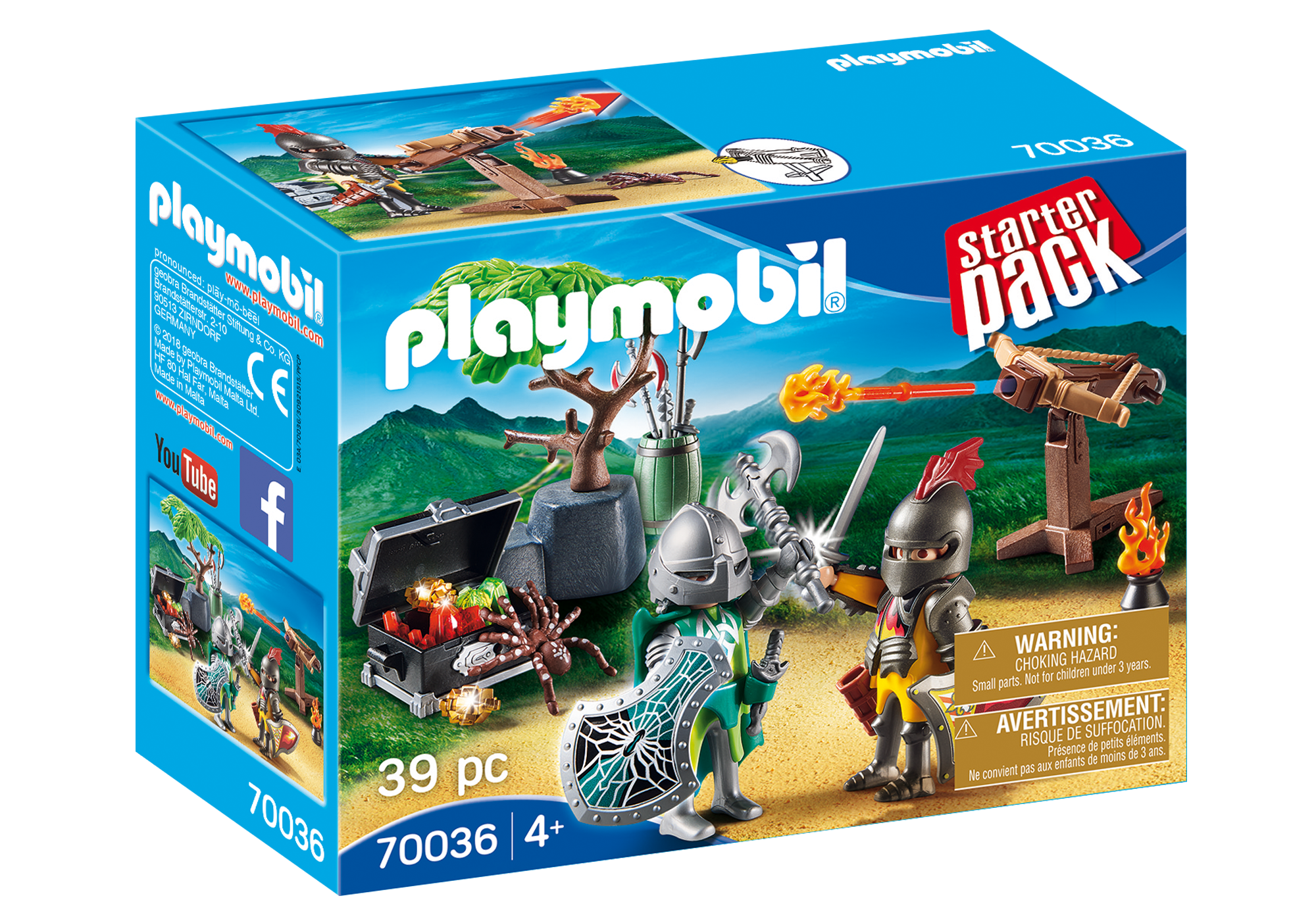 http://media.playmobil.com/i/playmobil/70036_product_box_front/StarterPack  Duel de Chevaliers