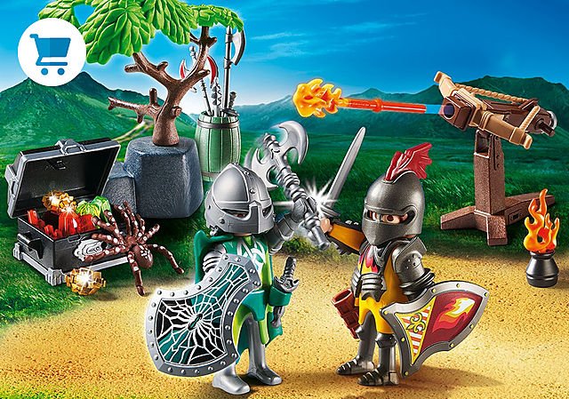 70036_product_detail/StarterPack Knight's Treasure Battle