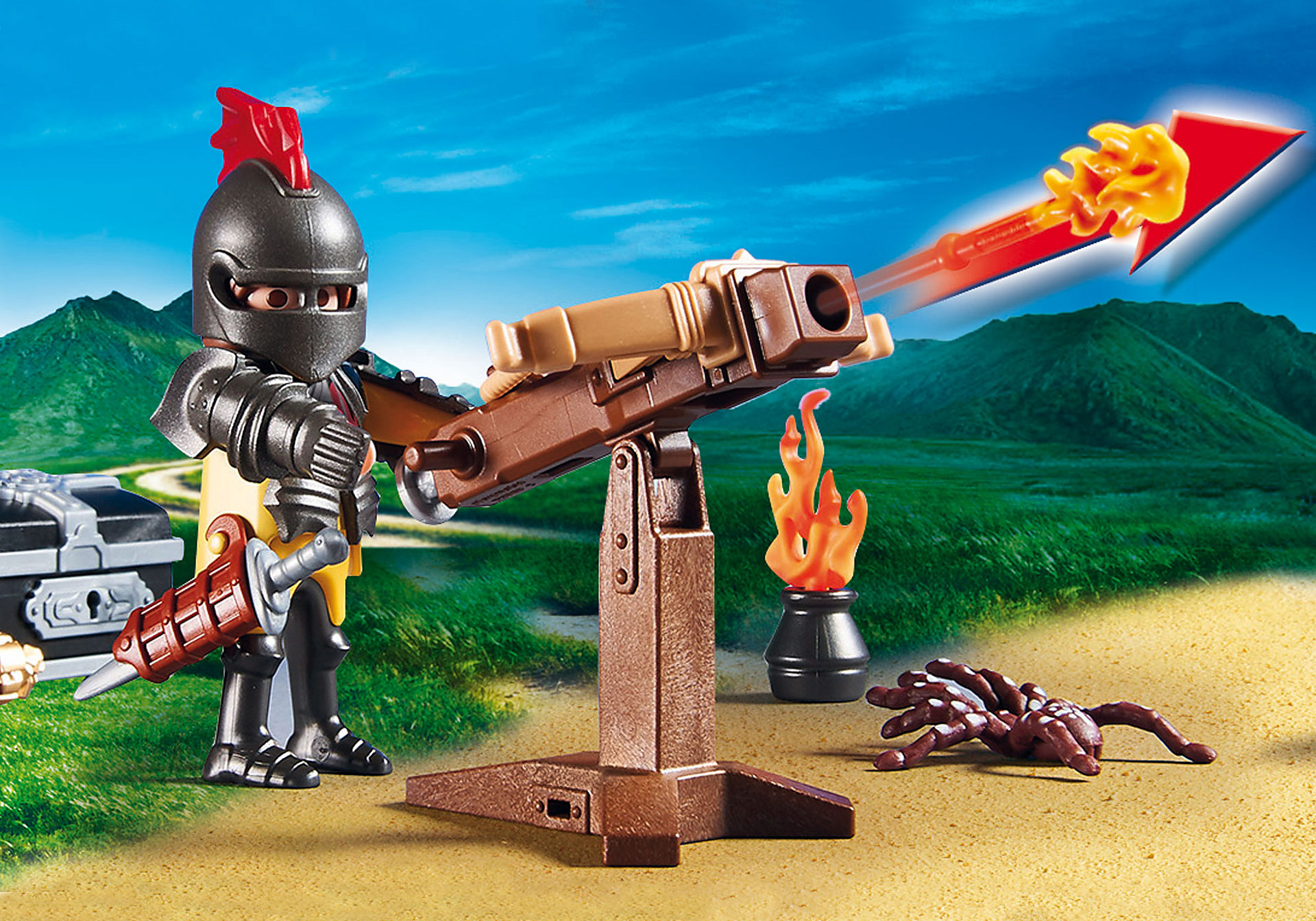 70036 StarterPack Knight's Treasure Battle zoom image4