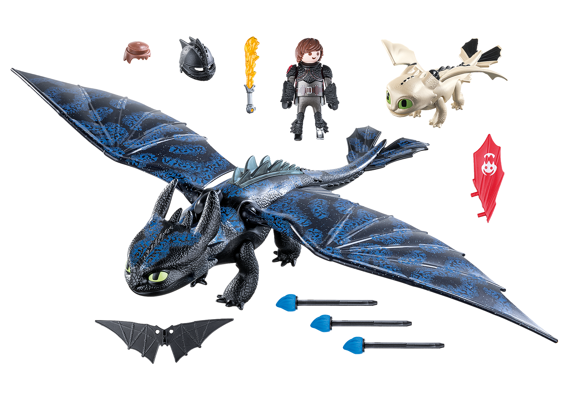 70037 Hiccup and Toothless Playset zoom image3