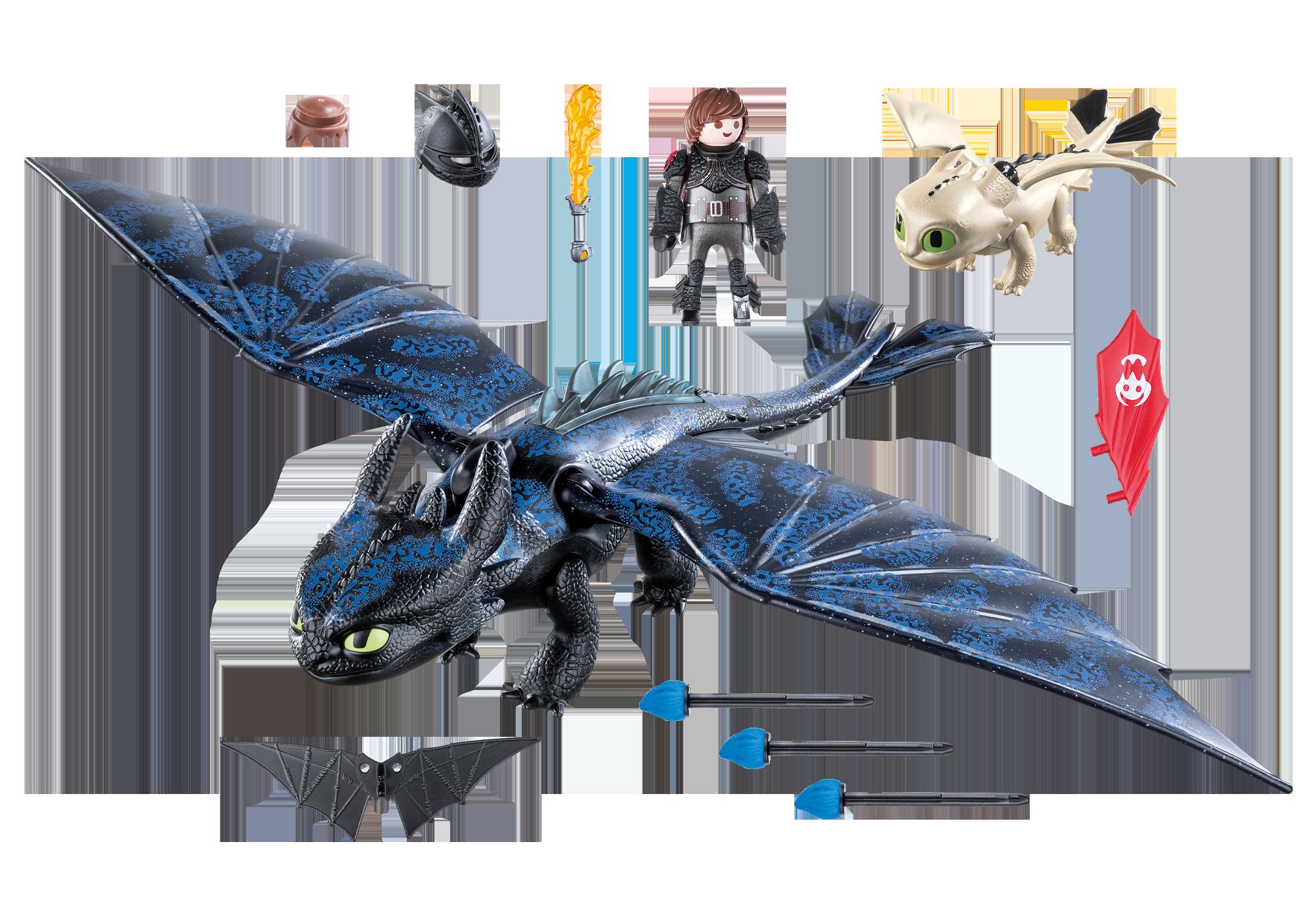 http://media.playmobil.com/i/playmobil/70037_product_box_back/Krokmou et Harold avec un bébé dragon