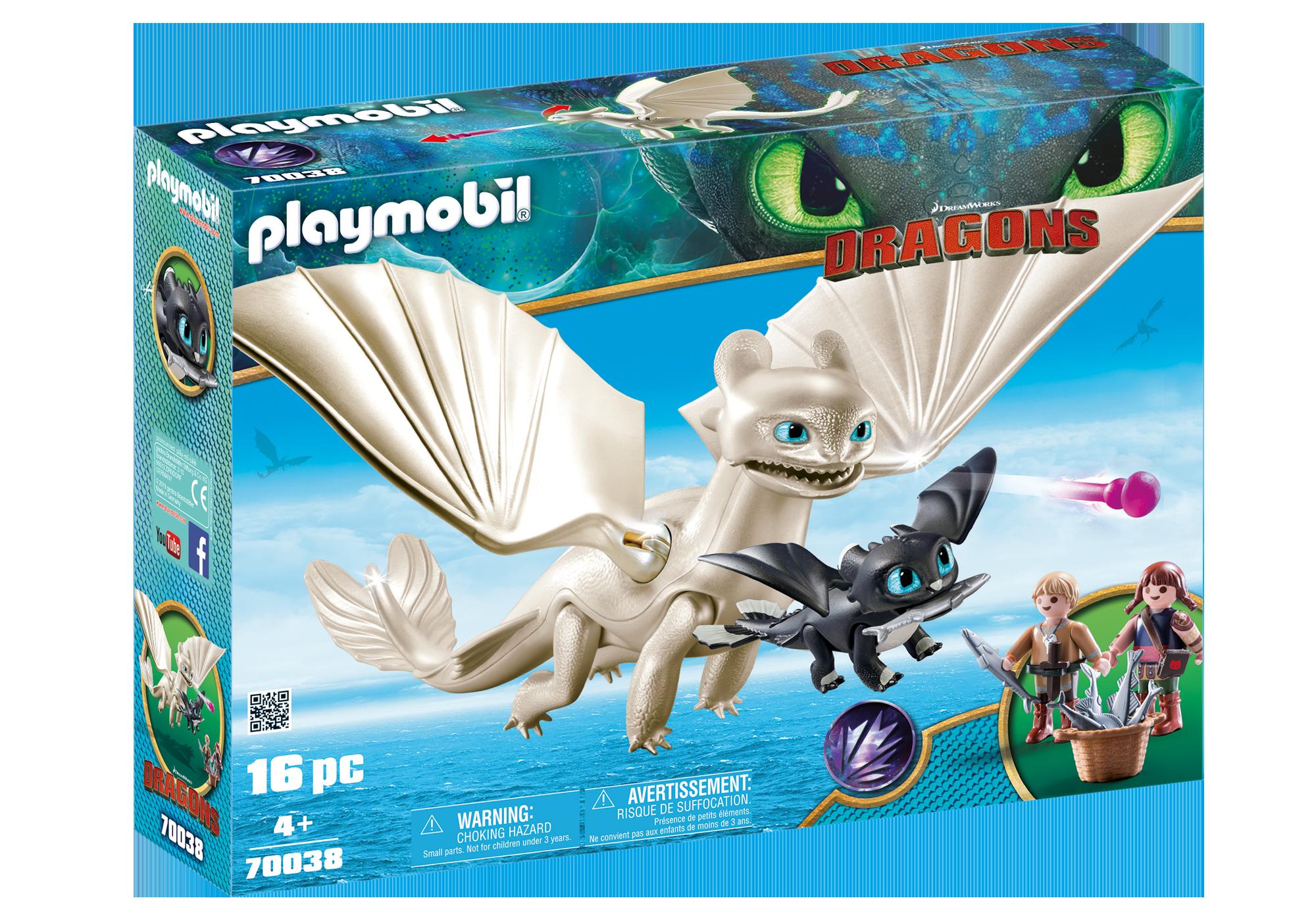 http://media.playmobil.com/i/playmobil/70038_product_box_front/Furia Diurna y bebé dragón con niños