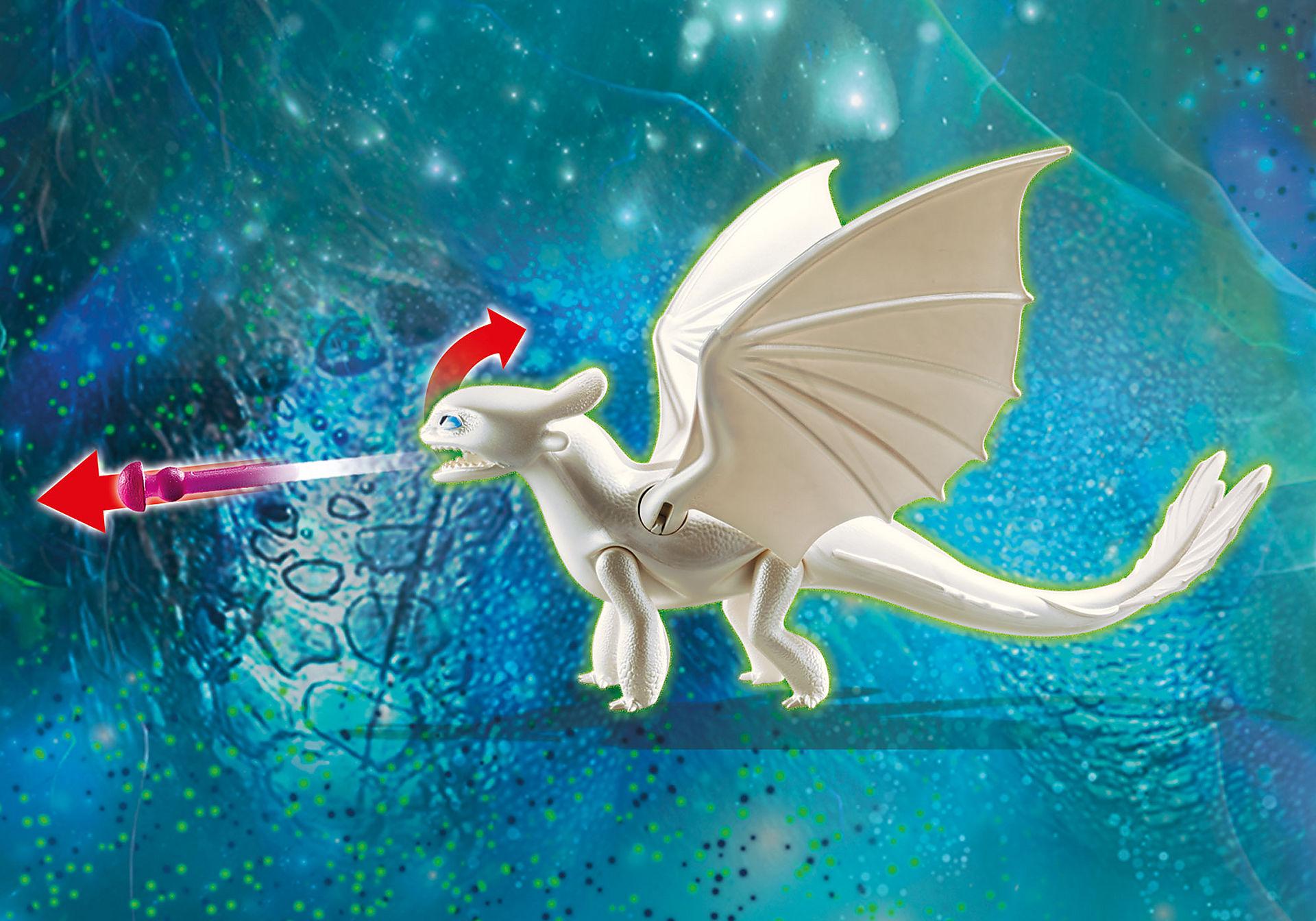 70038 Furie Éclair et bébé dragon avec les enfants zoom image4