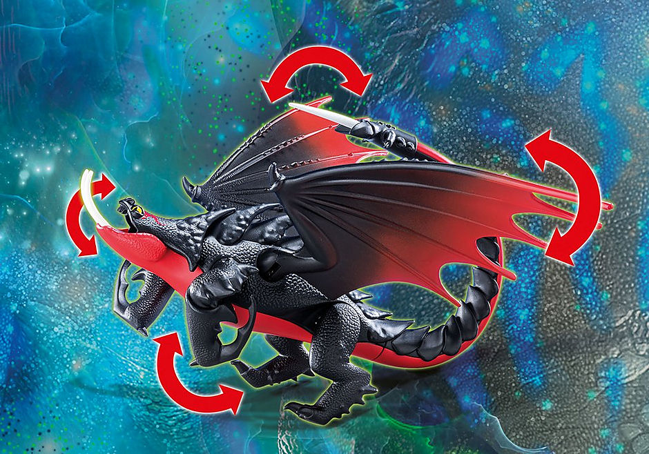 http://media.playmobil.com/i/playmobil/70039_product_extra1/O Θανατοδάγκανος και ο Γκρίμελ