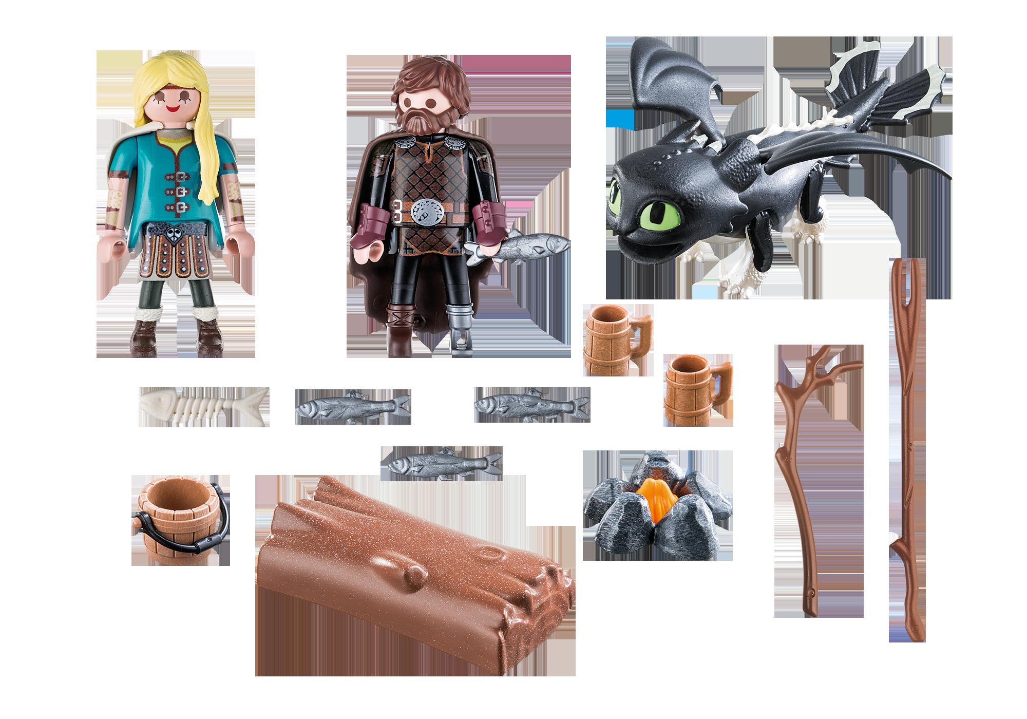 http://media.playmobil.com/i/playmobil/70040_product_box_back/Harold et Astrid avec un bébé dragon