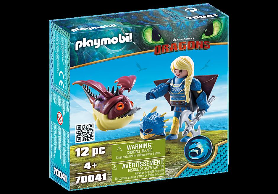 http://media.playmobil.com/i/playmobil/70041_product_box_front/H Άστριντ με Φτεροστολή και ο Ξωτικoμάτης