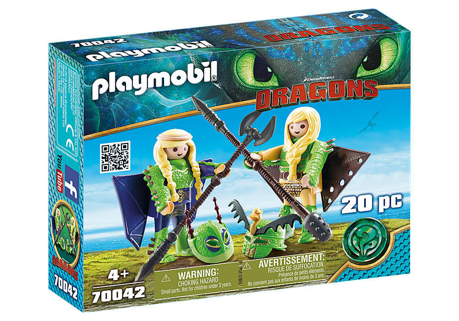 http://media.playmobil.com/i/playmobil/70042_product_box_front/Brutesco e Brutália com Flight Suit