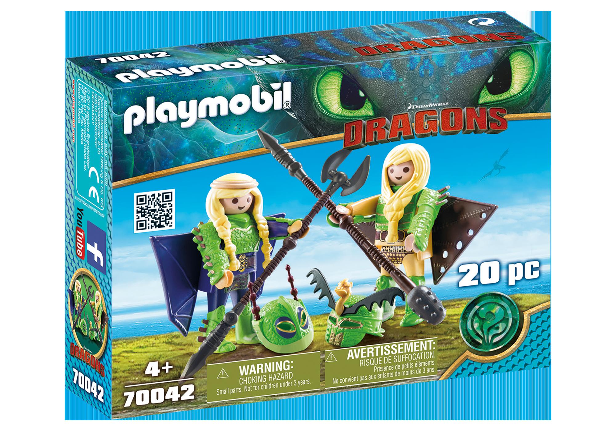http://media.playmobil.com/i/playmobil/70042_product_box_front/Kranedur et Kognedur en combinaison de vol