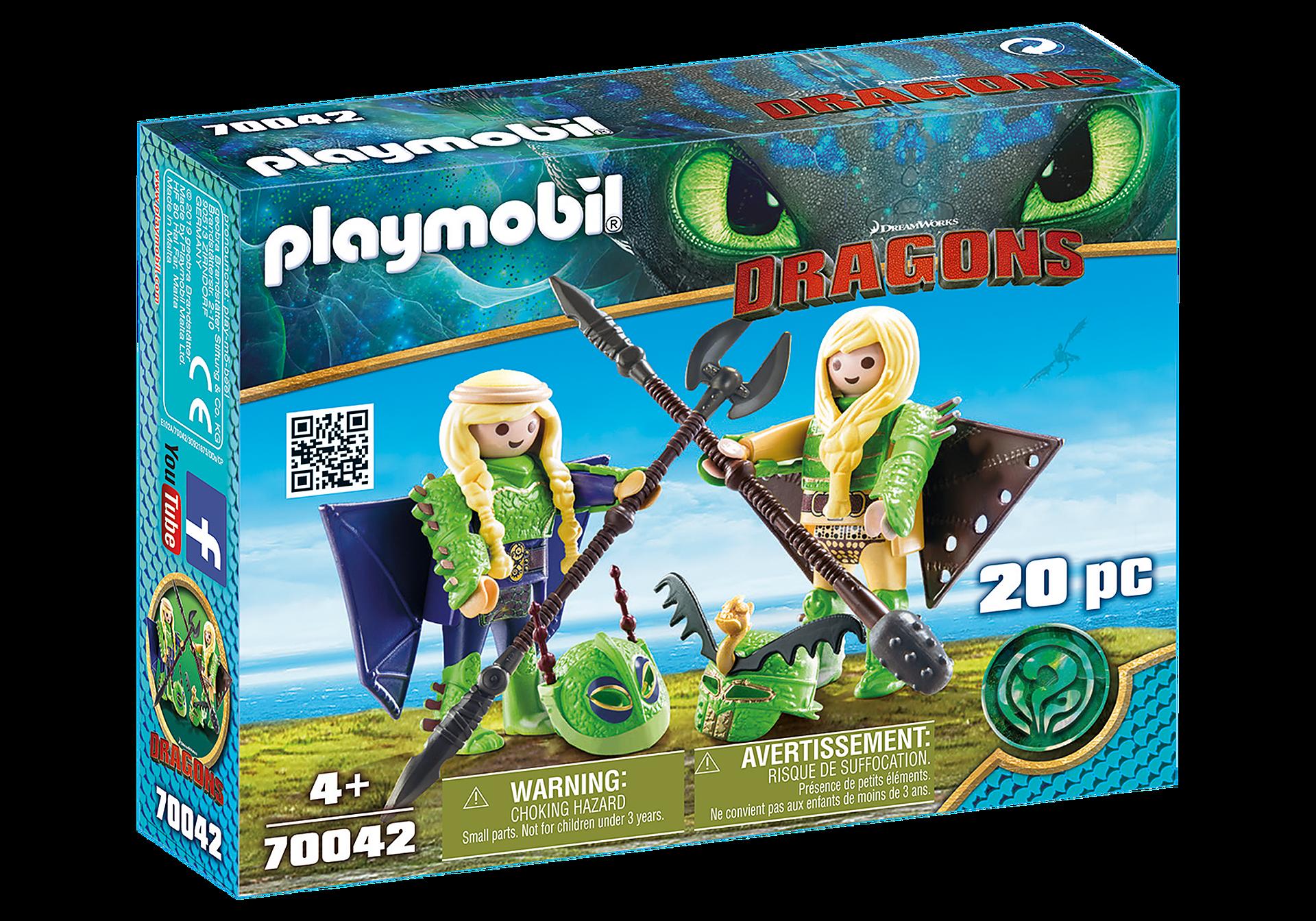 http://media.playmobil.com/i/playmobil/70042_product_box_front/Mieczyk i Szpada w zbroi to latania