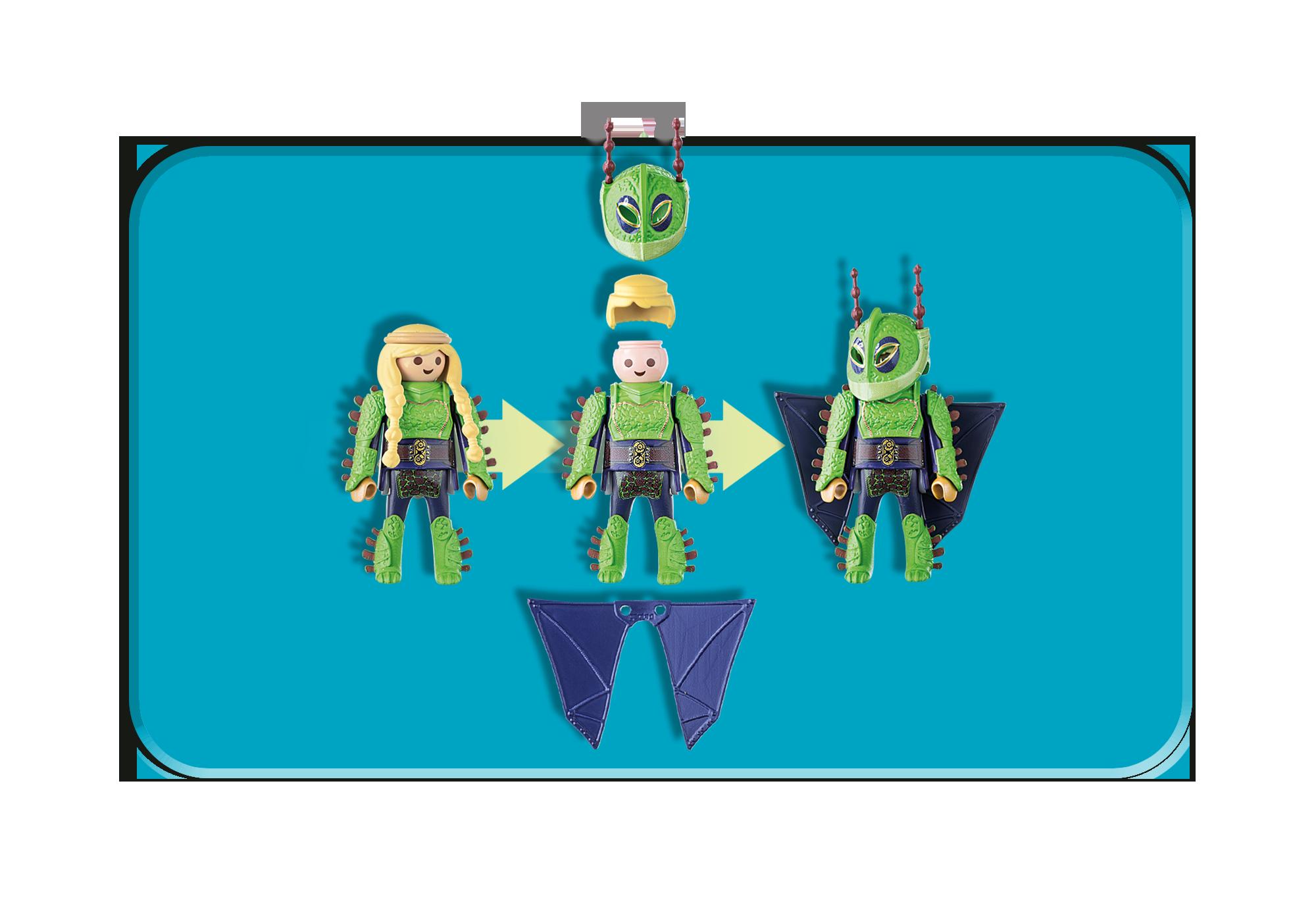 http://media.playmobil.com/i/playmobil/70042_product_extra1/Brutesco e Brutália com Flight Suit