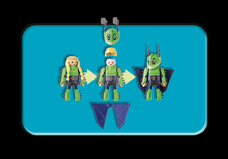 http://media.playmobil.com/i/playmobil/70042_product_extra1/Mieczyk i Szpada w zbroi to latania