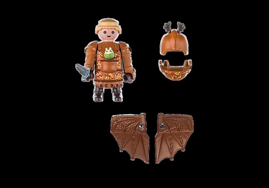 70044 Perna de Peixe com Flight Suit detail image 3
