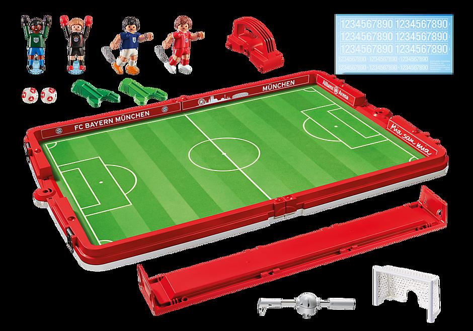 http://media.playmobil.com/i/playmobil/70046_product_box_back/FC Bayern Campo da calcio pieghevole