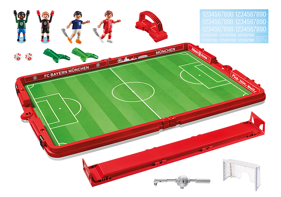 70046 Terrain de football transportable FC Bayern Munich detail image 3