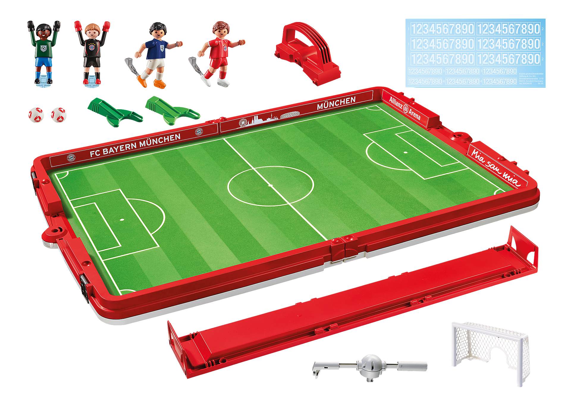 70046 Terrain de football transportable FC Bayern Munich zoom image3