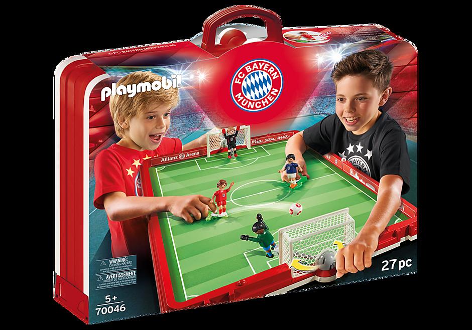 70046 Take Along FC Bayern Soccer Arena detail image 2