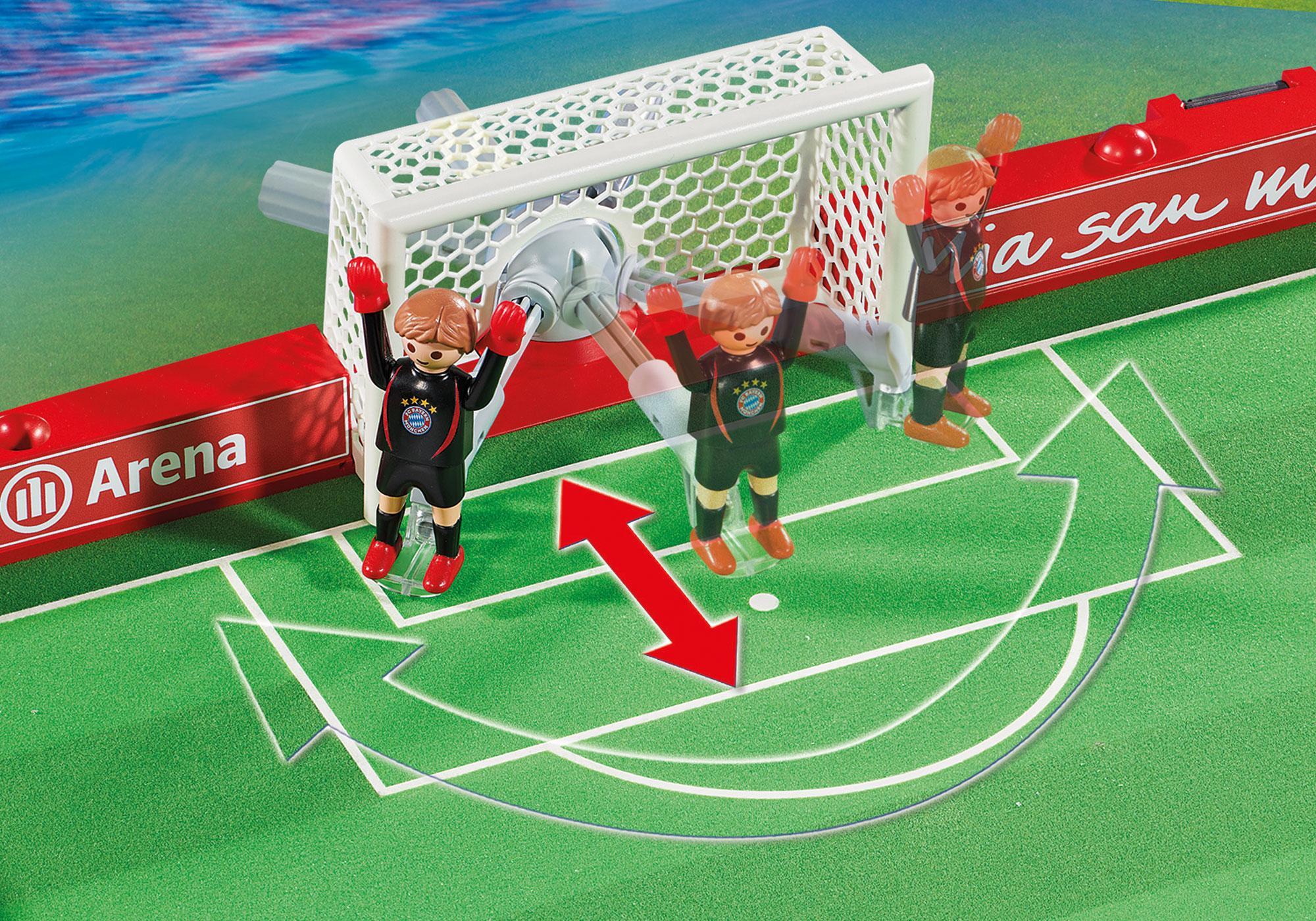 http://media.playmobil.com/i/playmobil/70046_product_extra1/FC Bayern Meeneem voetbalstadion