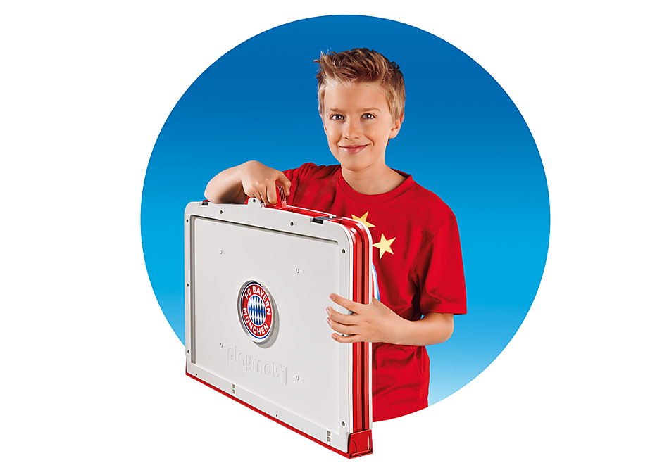 http://media.playmobil.com/i/playmobil/70046_product_extra3/Terrain de football transportable FC Bayern Munich