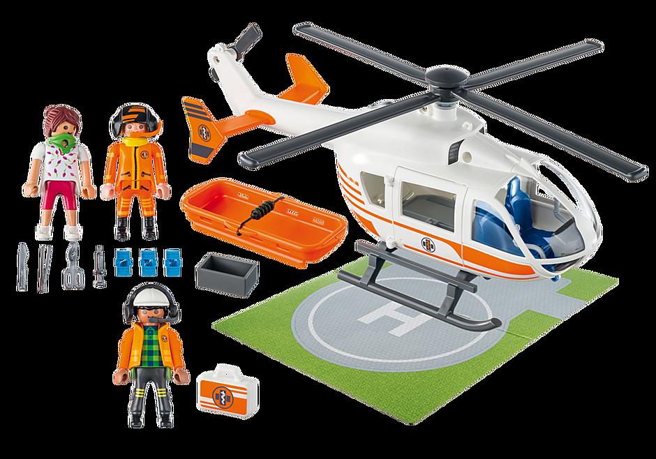 70048 Redningshelikopter detail image 3