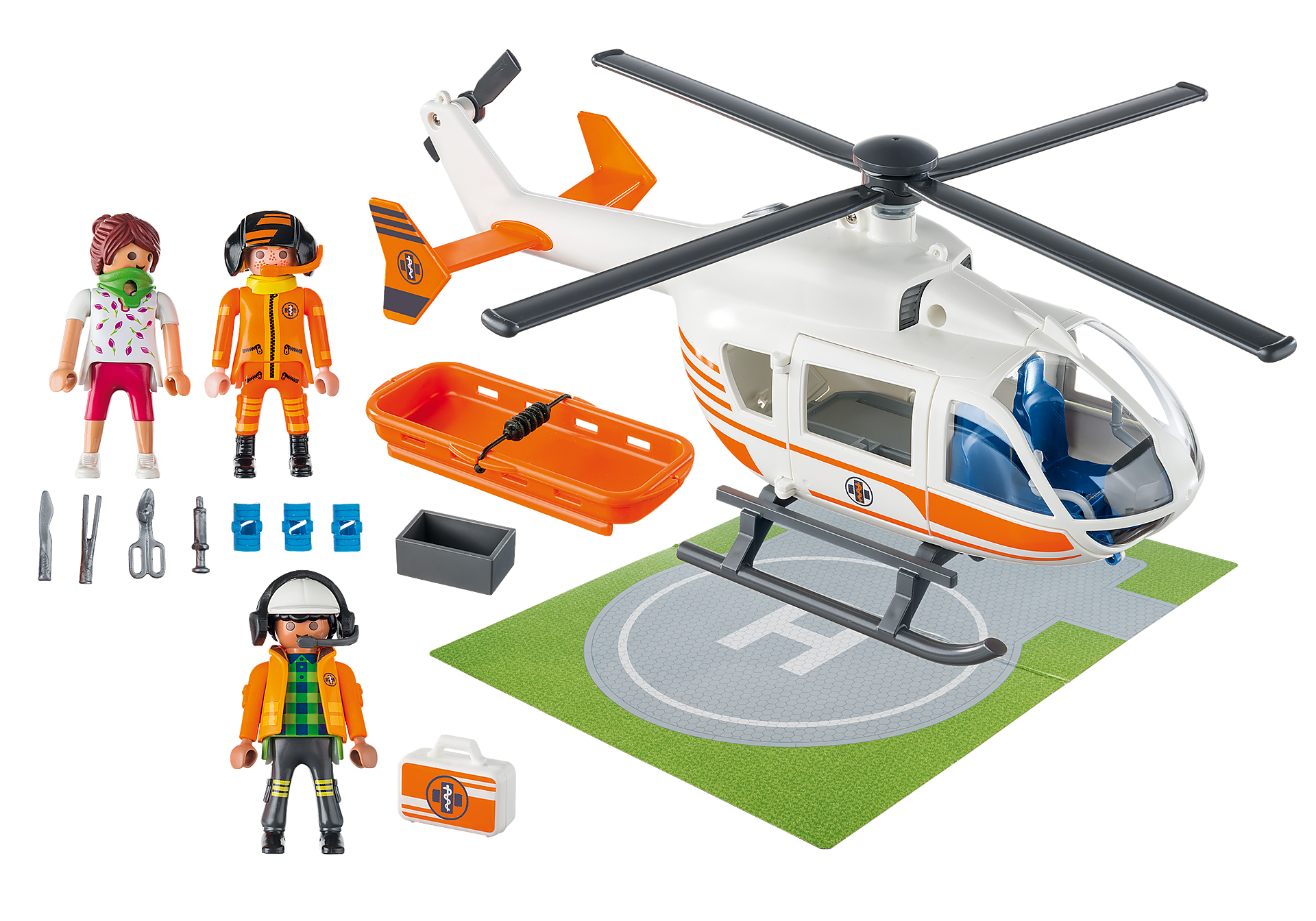 70048 Rettungshelikopter zoom image3