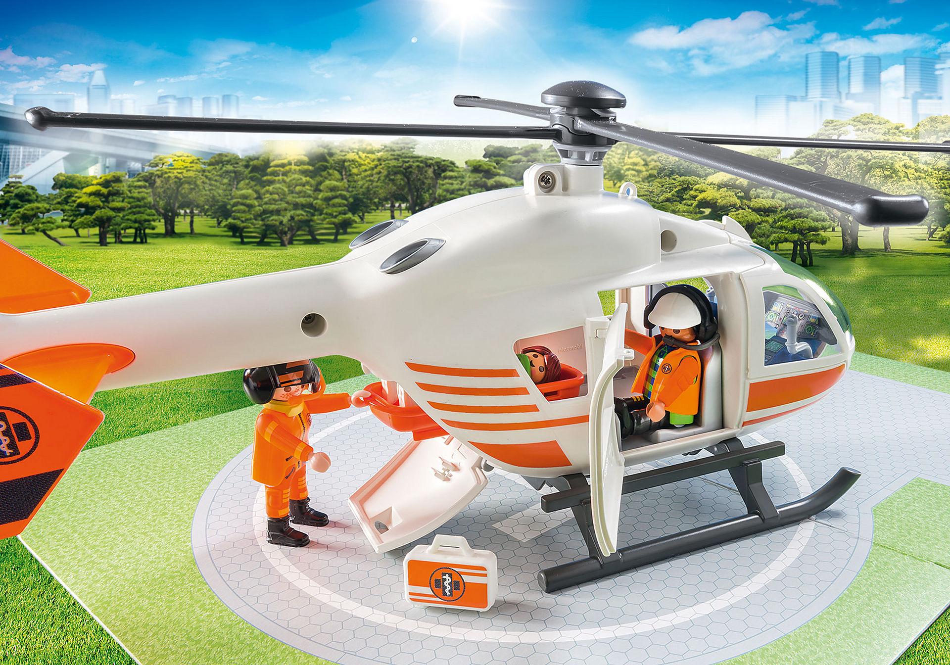 70048 Hélicoptère de secours zoom image5