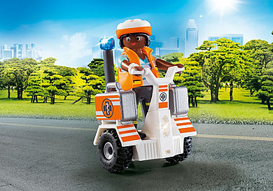 70052 Rescue Balance Racer
