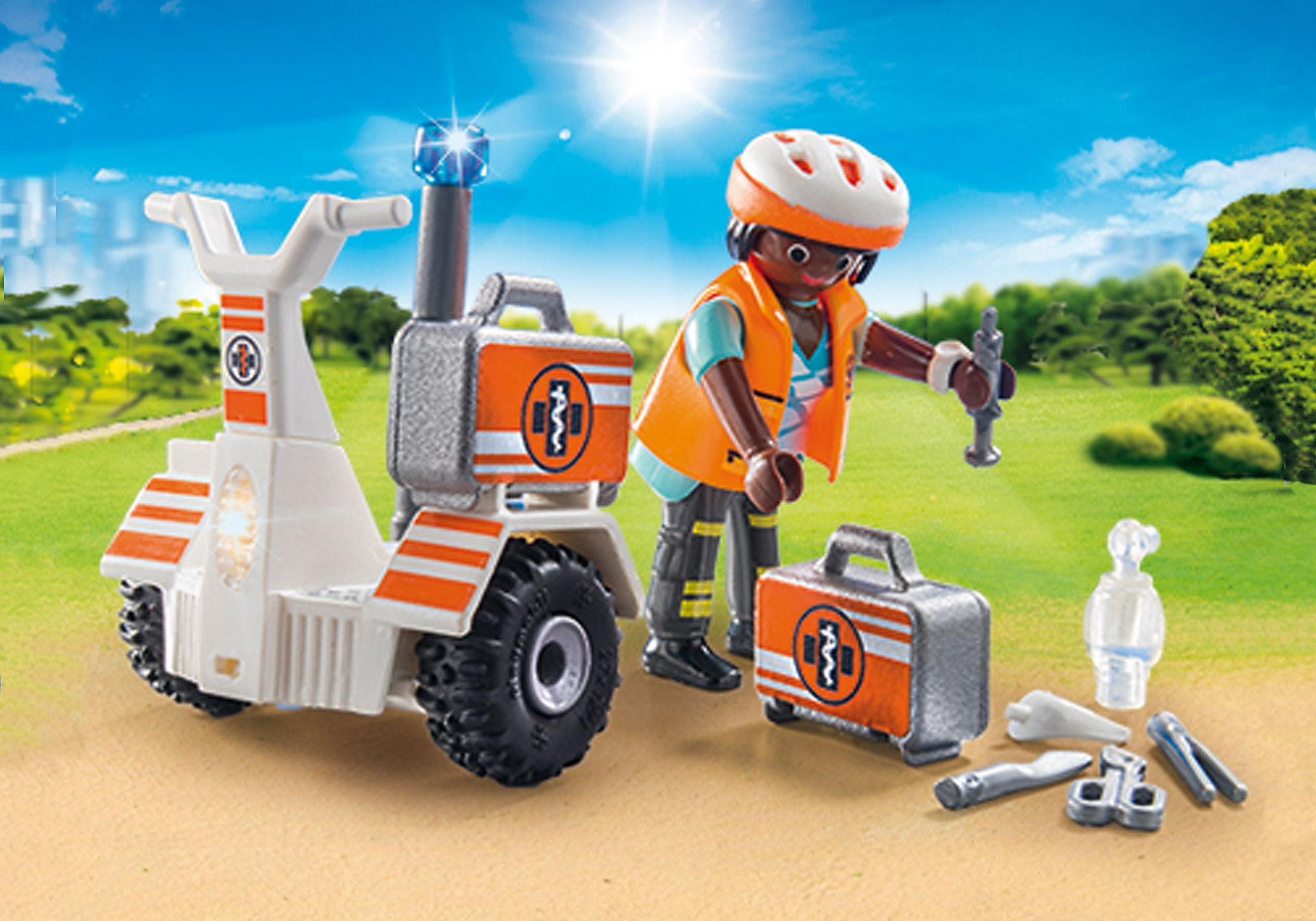 70052 Rescue Balance Racer zoom image4