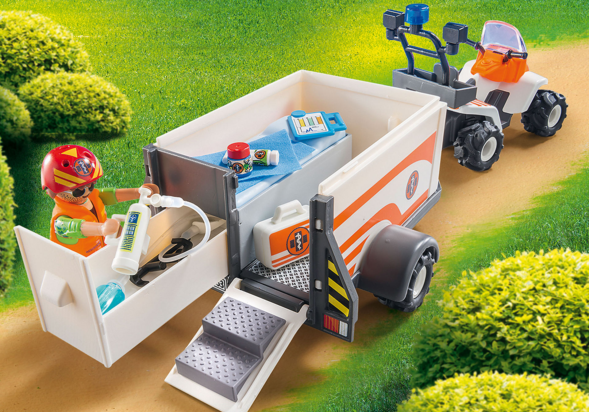 http://media.playmobil.com/i/playmobil/70053_product_extra1/Eerste hulp quad met trailer