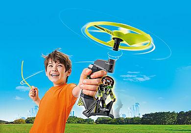 70055 Top Agent avec hélice volante