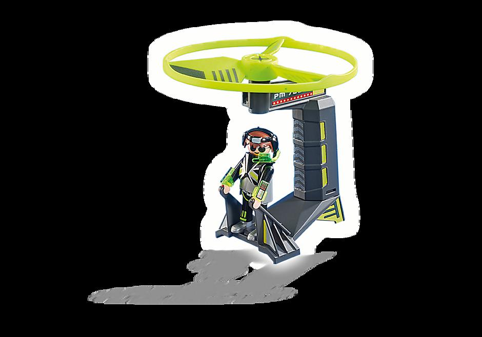 70055 Top Agent avec hélice volante detail image 6