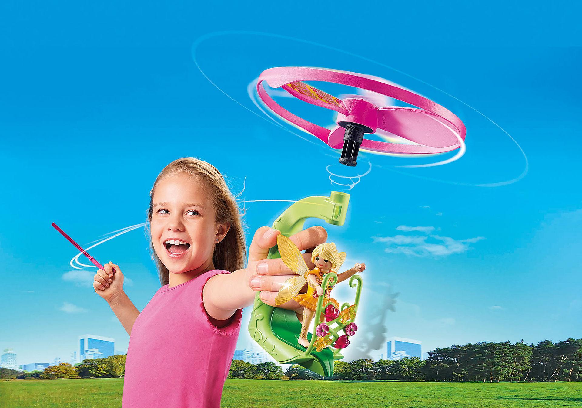 70056 Fée avec hélice volante zoom image1
