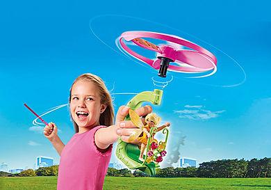70056 Fée avec hélice volante