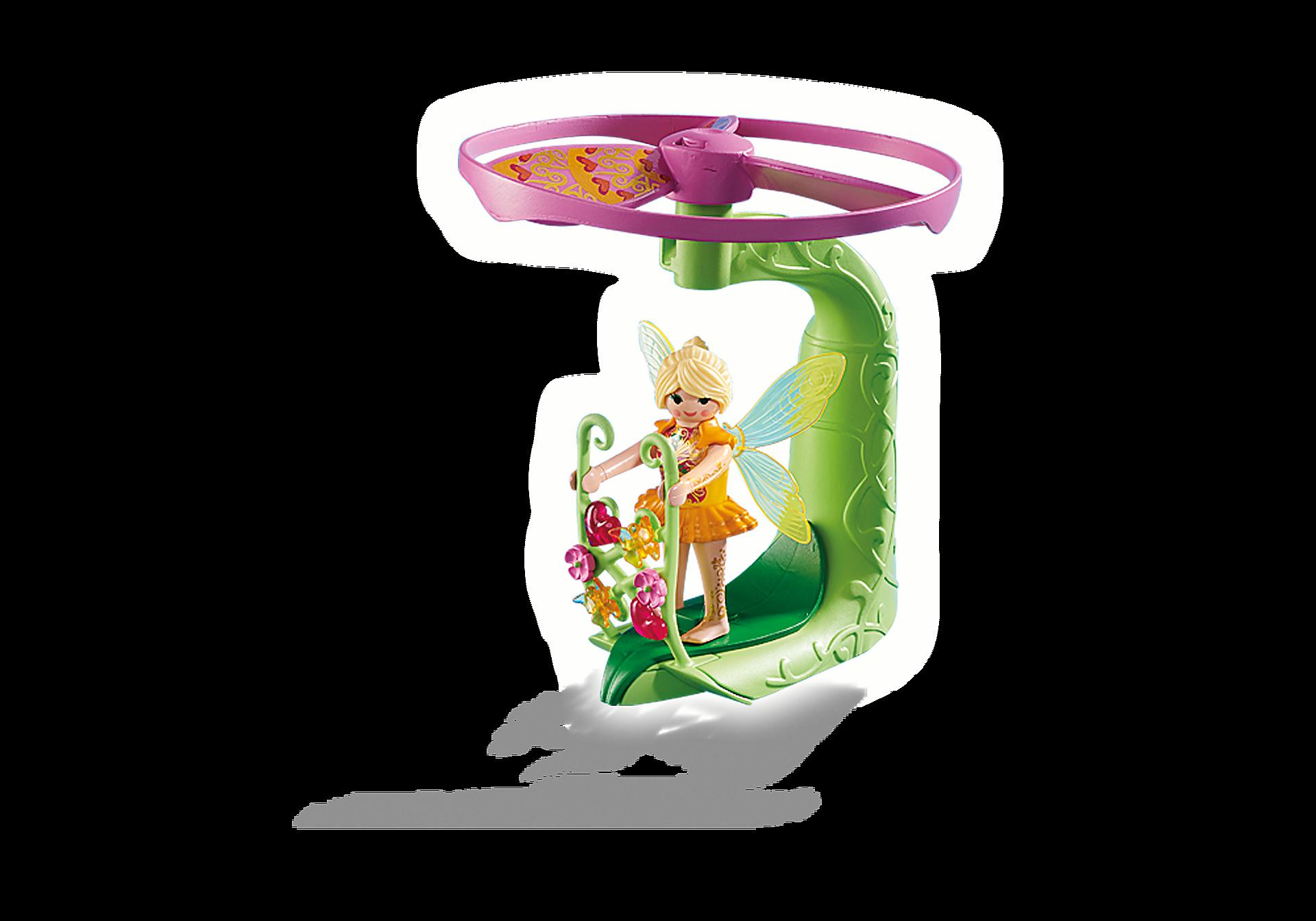 70056 Fée avec hélice volante zoom image6