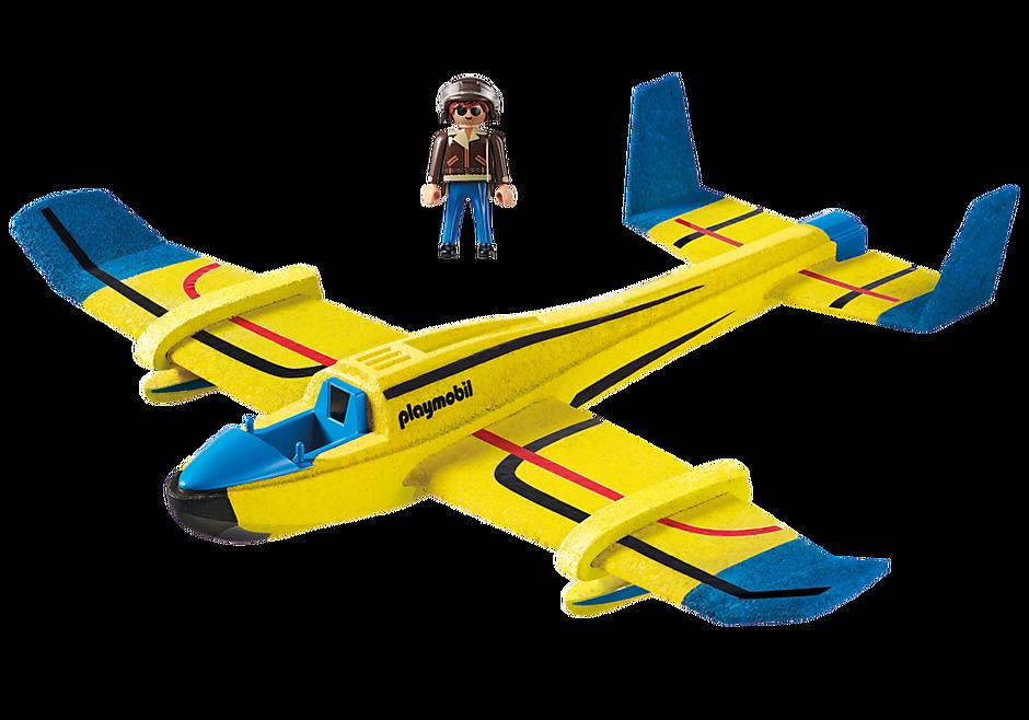 70057 Kasta och glid-sjöflygplan detail image 4