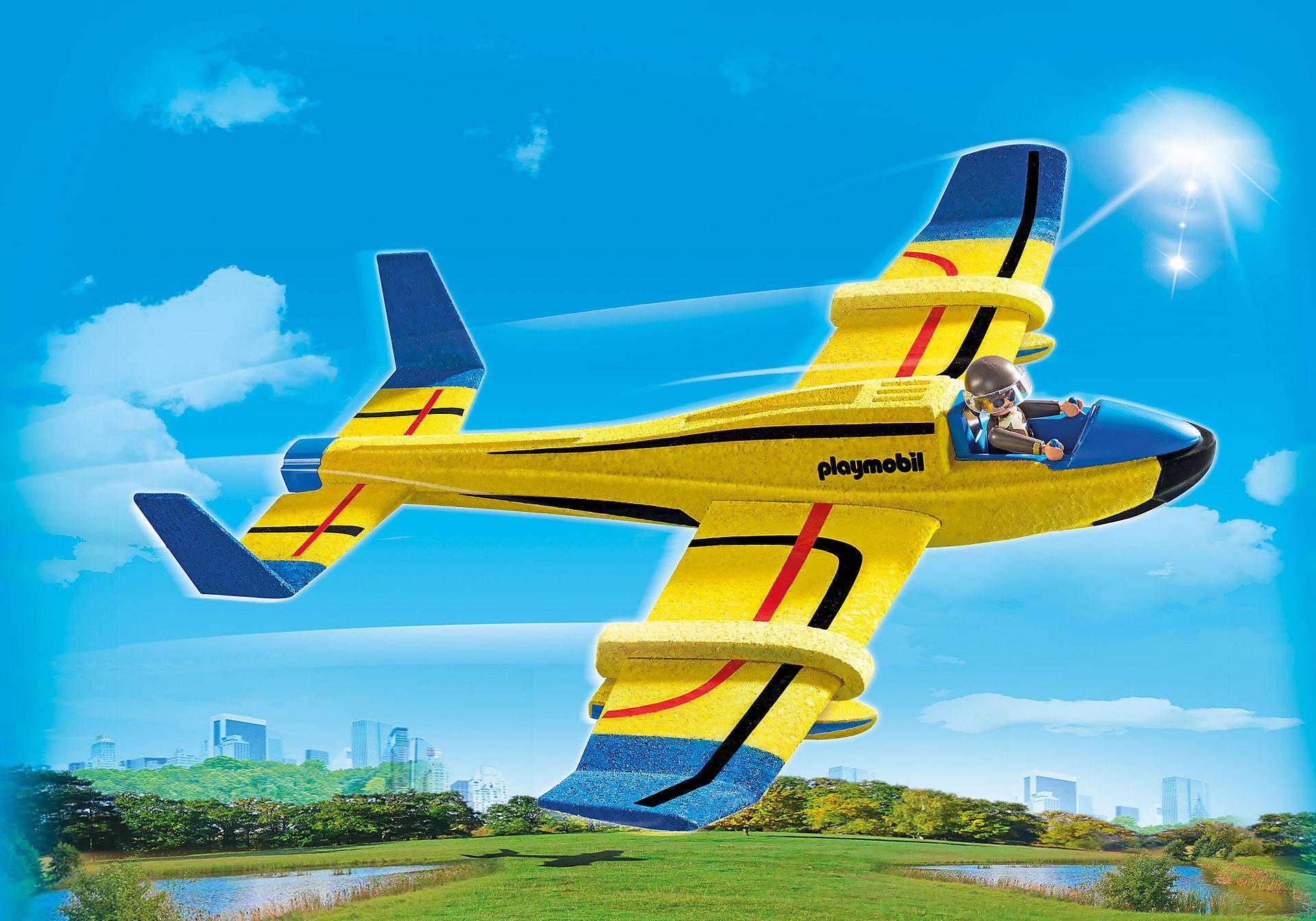 70057 Planeur aquatique jaune  zoom image1