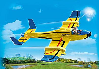 70057 Planeur aquatique jaune