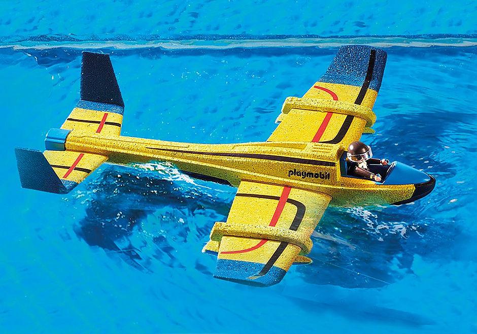70057 Planeur aquatique jaune  detail image 5